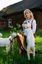 домик в деревне / в гостях у сказки