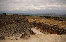 ...C истории прошедших дней... / Древнегреческий театр в Иераполе