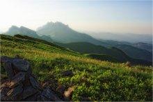 Закатные Тхачи / Гора Большой и Малый Тхач