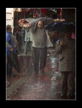 Про дождь на рынке / Тель-Авив