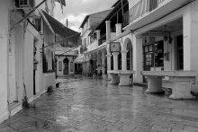Дождь прошел / о. Paxos. Греция.   Дожди там бывают редко. Раз за лето. ))