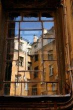 В другие миры / Питерские окна