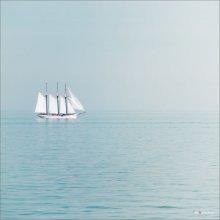 Бескрайние просторы озер / Ontario Lake, Toronto Island