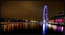 Темза......вечерком.... / Ночной Лондон