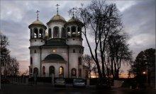 Храм.. / Храм в Звенигороде....