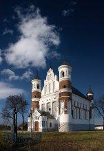 Мураванка: Свята-Багародзiцкая царква / 1524 г.