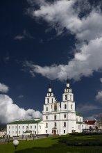 Мiнск: Сьвята-Духаўскi катэдральны сабор III / Сказ аб тым як нявеста кiруе аблакамi :)