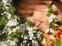Запах весны /
