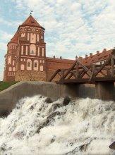 Мирский замок / просто наша белорусская достопримичательность