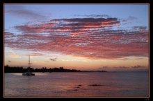Океанский закат / Еще один Маврикийский закат...