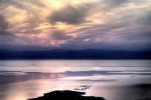Закат, день первый / Мертвое море