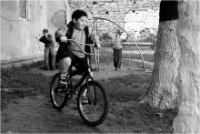 I want to ride my bicycle / Бучач 2010