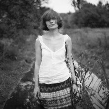 [Фотограф как модель} / модель: Леся Пчелка