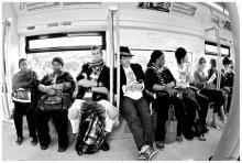 Без названия / London,Overground Train