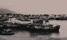 В порту / ................... Нячанг, Вьетнам