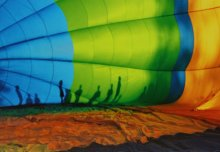 world in a hot air balloon / air fest'10