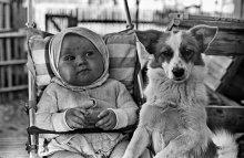 """""""Рожденная на БАМе ..."""" / """"Свою маленькую Хозяйку в обиду не дам!"""" 1978"""