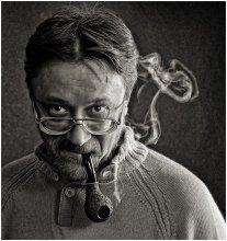 Ну что вам рассказать про Сахалин? / Заядлый коллекционер табаков и трубок Владимир Шубенкин. Домашняя студия.