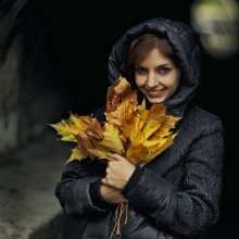 Осенние радости.. / фотосессия 2010