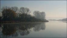 Осенне утро / Раннее утро на р.Исеть, около поселка Камышево