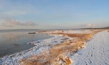 ((((( / гуляя вдоль берега озера Дривяты...