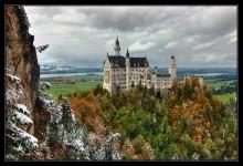 Замок-сказка Neuschwanstein / Видел очень много снимков этого прекрасного сказочного замка, но решился выставить и свою версию, приятного просмотра!