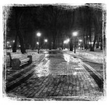 Ночной парк...Vol.1 / .................