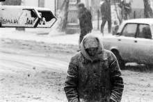 Снегопад. / Снегопад в Одессе - это что-то чрезвычайное, как всегда - непредсказуемо. Как говорят, в Одессу зима всегда приходит неожиданно...
