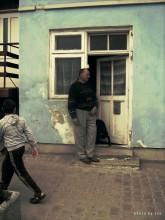 с возрастом шаг замедляется / где-то в Польше