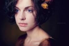 Зимний цветок / http://soul-portrait.com/