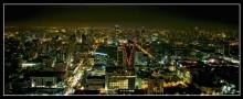 Бангкок / Ночной город