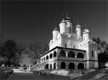 """церковь """"Спасо-преображенская"""" / московская область"""