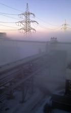 mist'ечковая / туманогенераторная