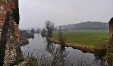 Utrenniy tuman - Morning fog / Valeggio sul Mincio (Mantova)