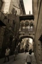 Старый город / Готический квартал Барселоны