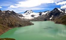 Smeraldo delle Alpi / Sabbioni glacier and lake, Val Formazza