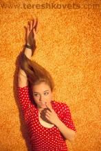 Orange County Woman / Модель: Ната Попова