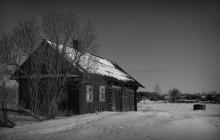 Старый дом / д. Гирск, Кобринского района, Брестской области.