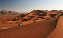 Deserted Safari / Золотой песок