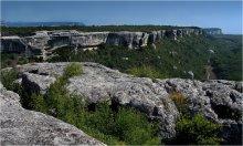 Эске-Кермен / Крым, пещерный город Эске-Кермен