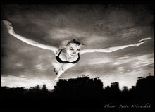 Swimming on the Sky / portfolio