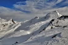 Monte Moro / Alpi, Italia