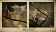 [ W I T C H ] / ...автопортрет с прогулки по водоёмам к ведьмакам и знахарям