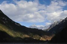 Весна и горы / .......