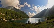 Agaro / Agaro озера, Италия