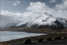 Горы, океан и облака / Западная Исландия