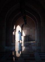 Большая Мечеть в Маскате / Султанат Оман