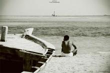Песок. Повторяя полдень / Египет, Шарм-эль-Шейх