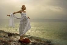 Лететь одним крылом / Jordan. Dead Sea.