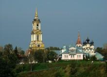 Ризоположенский монастырь / г. Суздаль